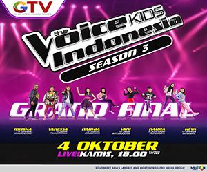 Grand Final Voicekids Indonesia
