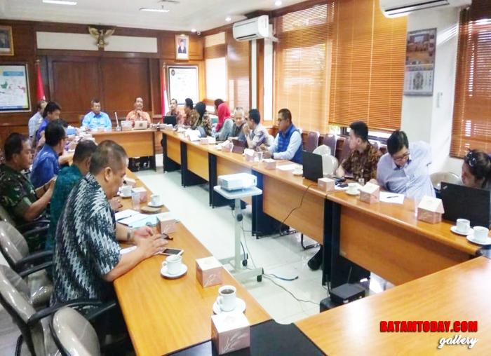 Pertemuan antara Pemerintah Daerah bersama perwakilan Kemenkopolhukam di Jakarta