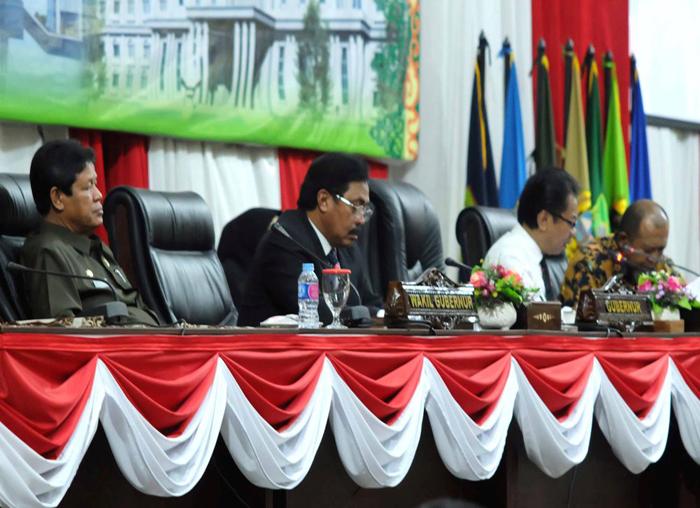 Pimpinan DPRD Kepri, Gubernur dan Wakil Gubernur