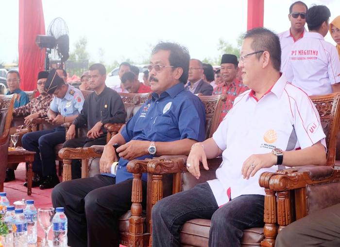 Gubernur Kepri dan Direksi PT Megatama Batu Karang Indonesia (MBKI)