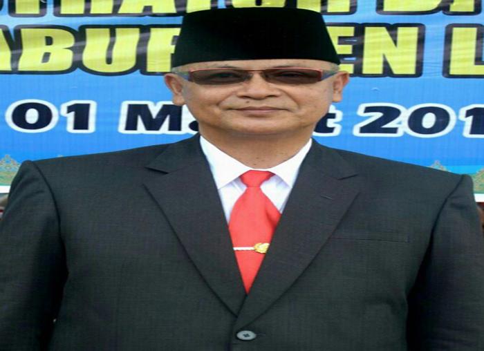 Sekda Kabupaten Lingga, Juramadi Esram