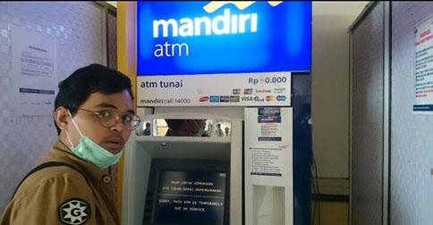 Beberapa Atm Bank Mandiri Di Batam Masih Bermasalah